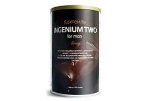 Коктейль INGENIUM TWO Шоколад